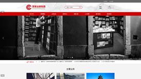 武汉网站制作|文教书籍|爱看书出版社案例