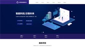洛阳智敏智能软件科技有限公司案例-武汉网页建站