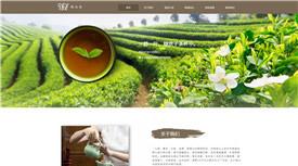 荥阳源丰茶叶股份有限公司案例-武汉建站