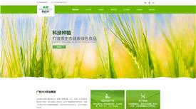 郑州伊养农业集团案例分享-武汉网页