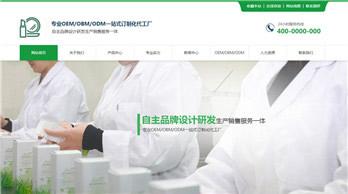 马鞍山乐迪工坊生化科技有限公司案例-网页制作武汉